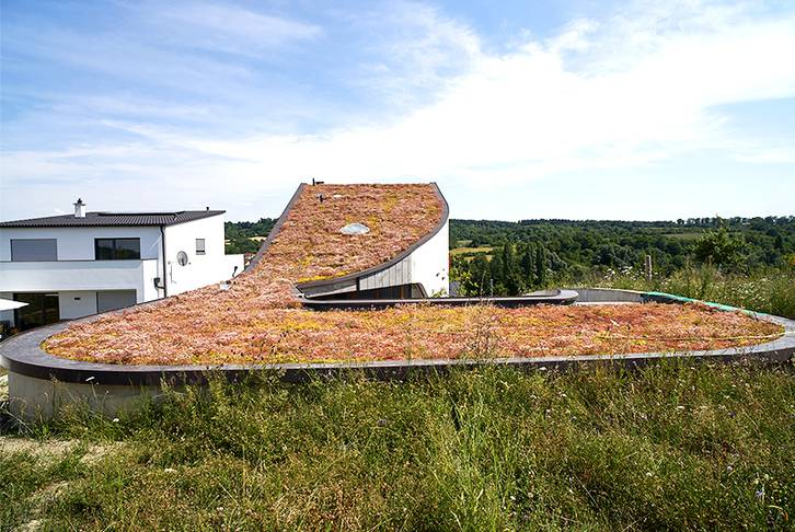 Pitched roof Zeutern, 2018