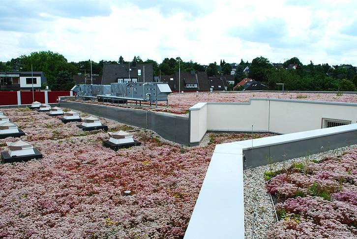 Retention Roof Bochum, 2011